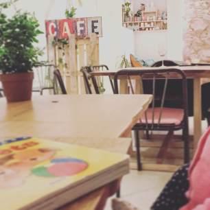 Cafetería Mama's Corner