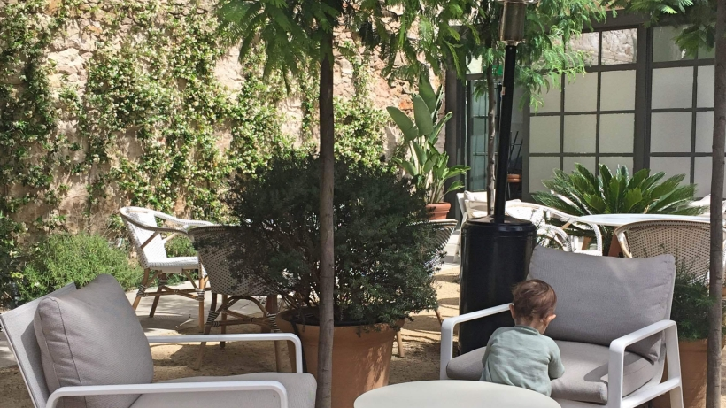 Las mejores terrazas para ir con niños en Barcelona